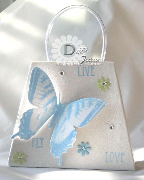KSS Butterfly Purse