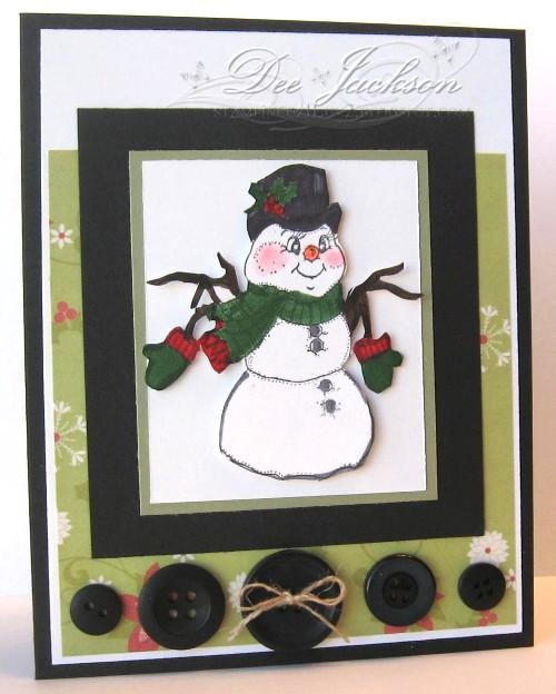 OCC Snowman