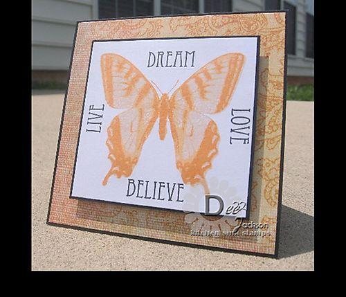KSS Dream Butterfly 2